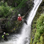 Canyoning Nevados de Chillan