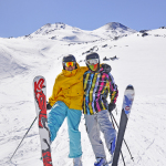 ski Nevados de Chillan